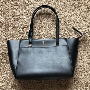 Tory Burch Leather Parker Tote